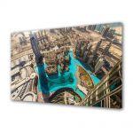Tablou Canvas Dubai la inaltime