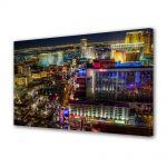 Tablou Canvas Nordul Las Vegas ului