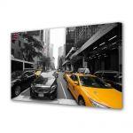Tablou Canvas Cu taxi ul in New York