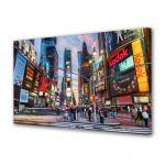 Tablou Canvas Calatorind in New York