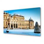 Tablou Canvas Luminos in intuneric VarioView LED Urban Orase Palatul Belvedere Viena Austria