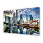 Tablou VarioView MoonLight Fosforescent Luminos in Urban Orase Orasul Singapore