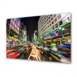 Tablou Canvas Luminos in intuneric VarioView LED Urban Orase Strazi in Tokyo