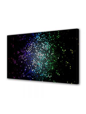 Tablou VarioView MoonLight Fosforescent Luminos in intuneric Abstract Decorativ Tari