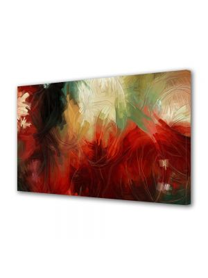 Tablou Canvas Luminos in intuneric VarioView LED Abstract Modern Pictura abstracta