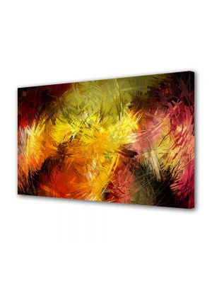 Tablou Canvas Luminos in intuneric VarioView LED Abstract Modern Pictura