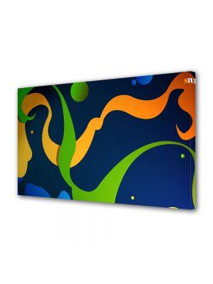 Tablou VarioView MoonLight Fosforescent Luminos in intuneric Abstract Decorativ De basm