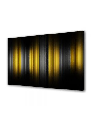 Tablou Canvas Luminos in intuneric VarioView LED Abstract Modern Rama