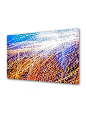Tablou Canvas Abstract Plasa de lumina