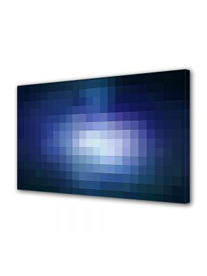 Tablou VarioView MoonLight Fosforescent Luminos in intuneric Abstract Decorativ Lumina pixelata