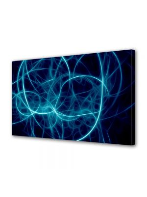 Tablou Canvas Luminos in intuneric VarioView LED Abstract Modern Joc de lumini