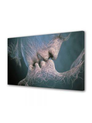Tablou Canvas Abstract Sarutul