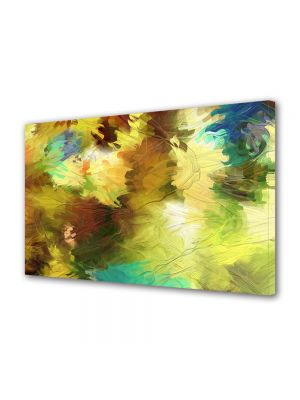Tablou Canvas Abstract Dungi de pensula