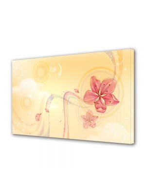 Tablou Canvas Abstract Floare