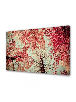 Tablou Canvas Abstract Toamna