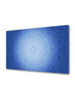 Tablou Canvas Luminos in intuneric VarioView LED Abstract Modern Model subtil