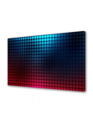 Tablou Canvas Luminos in intuneric VarioView LED Abstract Modern Buline