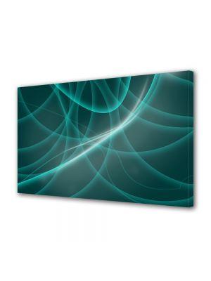 Tablou Canvas Luminos in intuneric VarioView LED Abstract Modern Dare de lumina