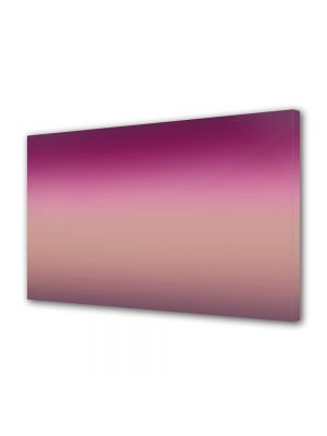 Tablou Canvas Luminos in intuneric VarioView LED Abstract Modern Nuante de violet