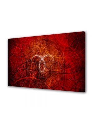 Tablou Canvas Luminos in intuneric VarioView LED Abstract Modern Taur