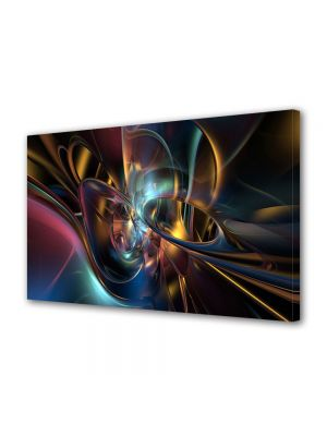 Tablou VarioView MoonLight Fosforescent Luminos in intuneric Abstract Decorativ Lumini si forme