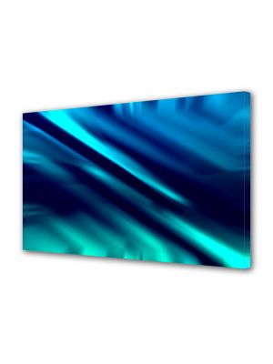 Tablou Canvas Luminos in intuneric VarioView LED Abstract Modern Labirint
