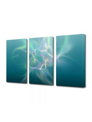 Set Tablouri Multicanvas 3 Piese Abstract Decorativ Descarcari electrice