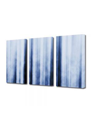 Set Tablouri Multicanvas 3 Piese Abstract Decorativ Fascicule luminoase