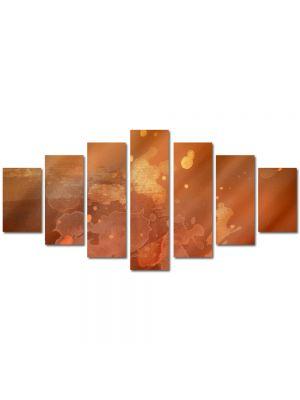 Set Tablouri Multicanvas 7 Piese Abstract Decorativ Arsita