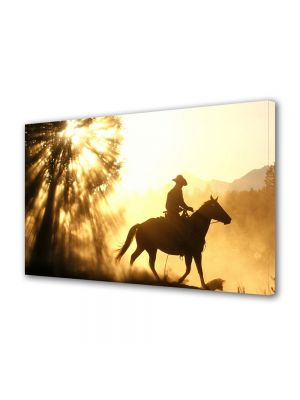 Tablou Canvas Animale Calaret Texan