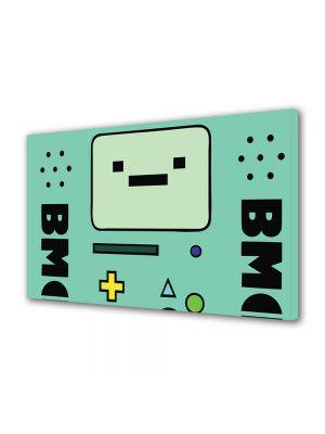 Tablou VarioView LED Animatie pentru copii Adventure Time Beemo
