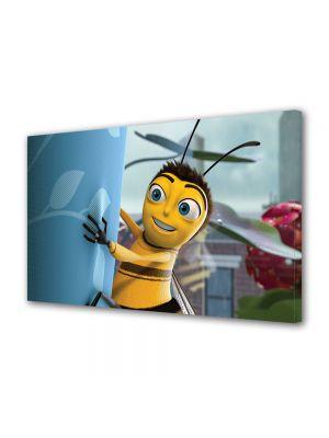 Tablou Canvas pentru Copii Animatie Bee Mobie 2007
