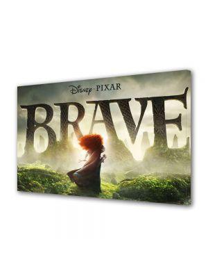Tablou VarioView LED Animatie pentru copii Brave 2