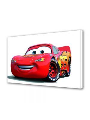 Tablou Canvas pentru Copii Animatie Lighning McQueen Cars