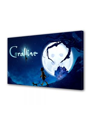 Tablou VarioView LED Animatie pentru copii Coraline Movie