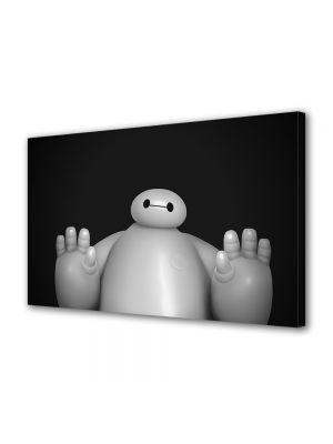 Tablou Canvas pentru Copii Animatie Big Hero 6 Baymax