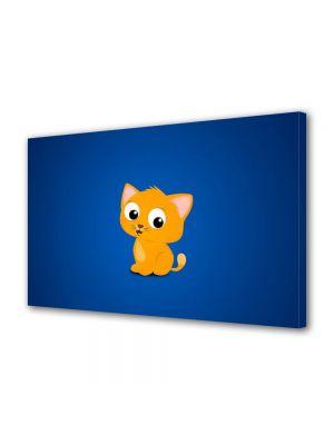 Tablou VarioView MoonLight Fosforescent Luminos in intuneric Animatie pentru copii Pisica Animata