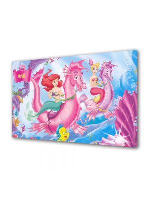 Tablou Canvas pentru Copii Animatie Disney Ariel