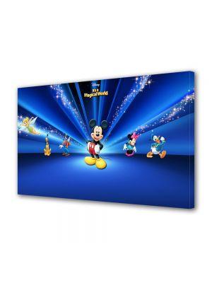 Tablou Canvas pentru Copii Animatie Disney Personajele