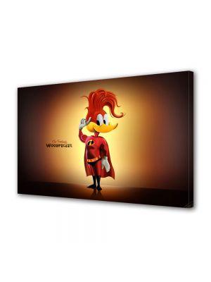 Tablou Canvas pentru Copii Animatie Disney Ciocanitoarea Woody