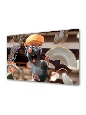 Tablou VarioView LED Animatie pentru copii Ratatouille Movie