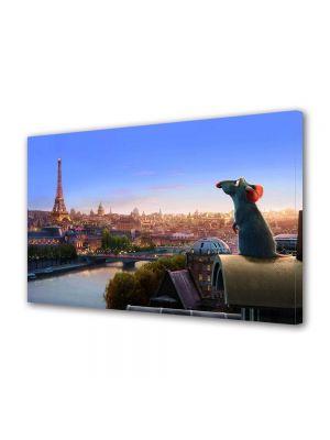 Tablou VarioView LED Animatie pentru copii Ratatouille Remy