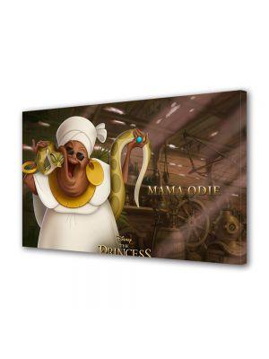 Tablou Canvas pentru Copii Animatie Princess and the Frog Mama Odine