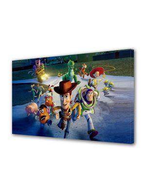 Tablou VarioView LED Animatie pentru copii Toy Story 3 Great Escape