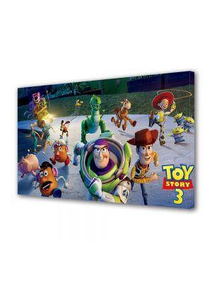 Tablou Canvas pentru Copii Animatie Toy Story 3 Marea Evadare