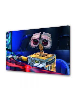 Tablou Canvas pentru Copii Animatie Wall E 2