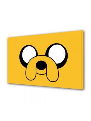Tablou VarioView LED Animatie pentru copii Adventure Time Jake