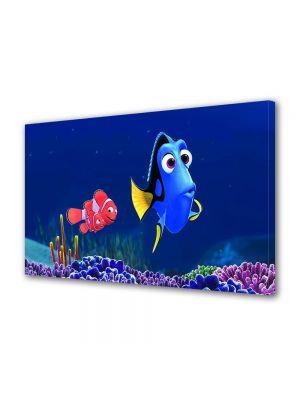 Tablou Canvas pentru Copii Animatie Finding Dory