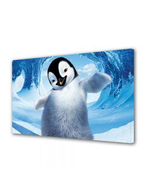 Tablou VarioView LED Animatie pentru copii Happy Feet 2