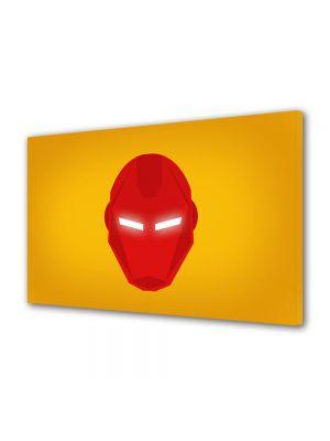 Tablou VarioView LED Animatie pentru copii Iron Man